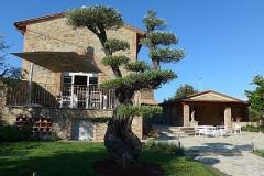 Ansicht der beiden Häuser