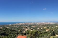 Santuario di Montenero – Blick auf Livorno