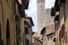 San Gimignano – Via San Giovanni