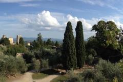 San Gimignano – Parco della Rocca